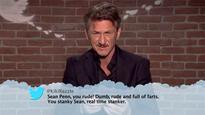 Sean Penn, Julia Louis-Dreyfus and other celebrities read mean tweets on 'Kimmel'