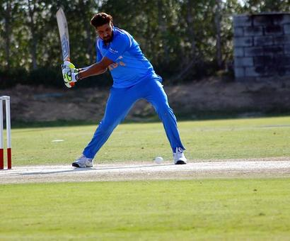 PHOTOS: Malik shines as India outclass Pakistan in Blind World Cup