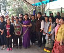 Union Minister MS Gandhi all praise for Sikkim Anganwadis