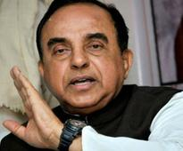 Rahul Gandhi is in London with a special friend: Subramanian Swamy