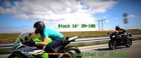 1,150 HP Nissan 240SX Street Races 2016 Kawasaki ZX-10R, Tuned 2015 ZX-10R