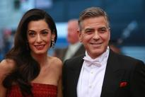 George Clooney may be a charmer, but Amal Alamuddin wants to keep him away from the kitchen