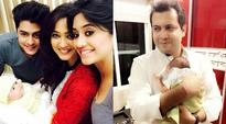 Shweta Tiwari reveals her newborn son's face and itll brighten up your day, see pics