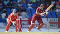 Cricket star Kieran Powell takes his shot at Major League Baseball
