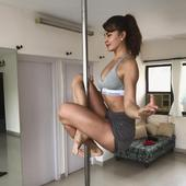 Jacqueline is the new `Yogini` in town!