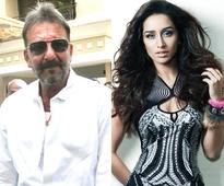 Post release, Sanjay Dutt to work in a film with Shraddha Kapoor?
