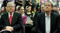 Kevin Rudd offers Labor reform program, mark II