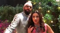 Watch: Ranveer Singh promotes 'Badrinath Ki Dulhania' with Alia Bhatt in this HILARIOUS video!