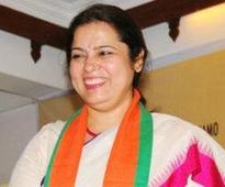 BJP MP Lekhi expresses concern over Agusta's media management