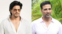 Shah Rukh Khan and Akshay Kumar grab place in top 10 in Forbes highest paid actors list