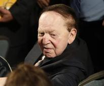 Exclusive: Casino mogul Adelson says no certainty over Las Vegas stadium for NFL's Raiders
