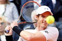 Murray books Rome semis spot with Goffin win