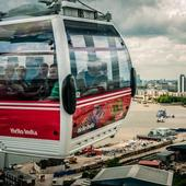 Transport chiefs plan to serve alcohol on London's Emirates cable car