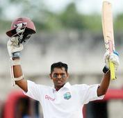 Chanderpaul plays his 300th first-class match