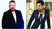 Sanjay Dutt gives thumbs up to Ranbir Kapoor