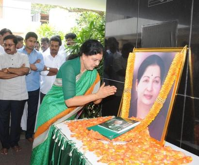 After Amma, AIADMK appoints Chinnamma as party chief
