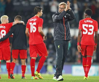 Klopp urges inconsistent Liverpool to get back on track