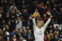 Ronaldo sets Champions League group stage record in 8-0 Madrid rout