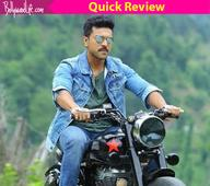 Dhruva quick movie review: Ram Charan is a little too perfect in this engaging cop actioner