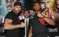 Three Punch Combo: Joshua vs. Molina, PacMan-Mayweather, and More