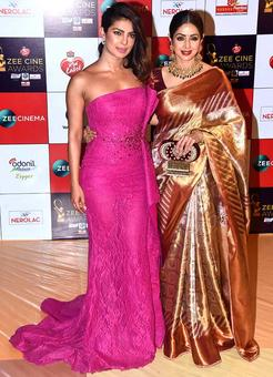 PIX: Priyanka, Katrina, Alia walk red carpet