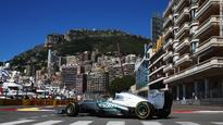 Motorsport: Mercedes 1-2 in Monaco