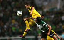 Dortmund claims 3 points against Sporting