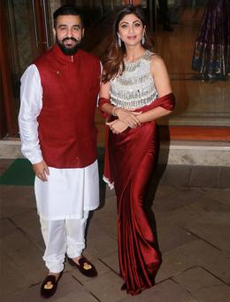 Shilpa-Raj, Saif-Kareena, Shahid-Mira: Best dressed couple? VOTE!