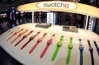 Swatch shares plunges as luxury malaise spreads from Asia to Europe