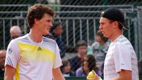 Murray muzzled again by Novak but Scotland returns two champions
