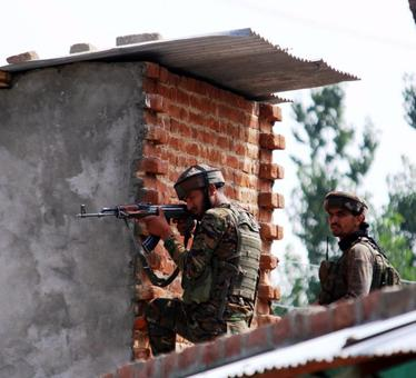 Top LeT terrorist among 2 killed in Kashmir encounter