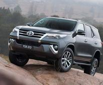 Toyota May Not Launch The New Fortuner In India