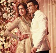 Bipasha shares her 'monkey wedding' pics: Take a look