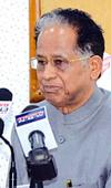 Himanta still maintaining links with Cong: Gogoi