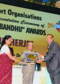 Ganesh Gupta bags president award for his contribution to Indian industry