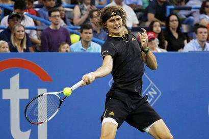 Tennis round-up: Zverev beats Nishikori in Citi semis, to face Anderson