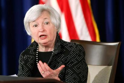 Case for rate hikes stronger, says US Fed chief Janet Yellen