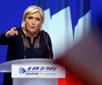 France's Le Pen to visit Moscow on Friday