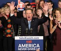 John Kasich's momentum seems to be carrying into South Carolina
