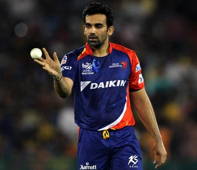 Zaheer likely to miss remaining IPL matches