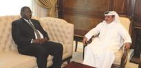 Transport minister meets Unesco official