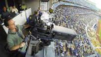 Tight-Knit Crew Oversees the Big Plays at Every Dodgers Game Vin Scully Broadcasts