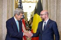 Kerry pledges solidarity with Belgium as nations confirm dead, injured