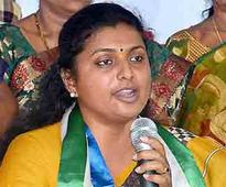 YSRCP leader stopped from attending Women's Parliament