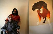 Tyeb Mehta#39;s 1984 artwork fetches Rs 17 crore at online auction