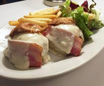 Cheval Cafe: An eggs Benedict that's hard to beat