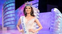 Miss World 2017 Manushi Chhillar looks unrecognisable in this old viral video