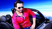 Saif Ali Khan to be the face of Supercars Megabuild
