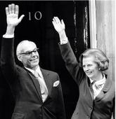 On this Day: Margaret Thatcher is sworn in as Britain's first female PM