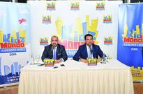 KidzMondo set to open at Mall of Qatar Ali Kazma, (left) KidzMondo Founder, and Nabil Barakat, General Manager, dur...